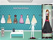 Barbie Flower Girl Dresses