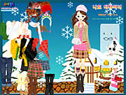 Winter Dress Up