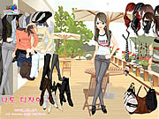 Campus Girl Fashion